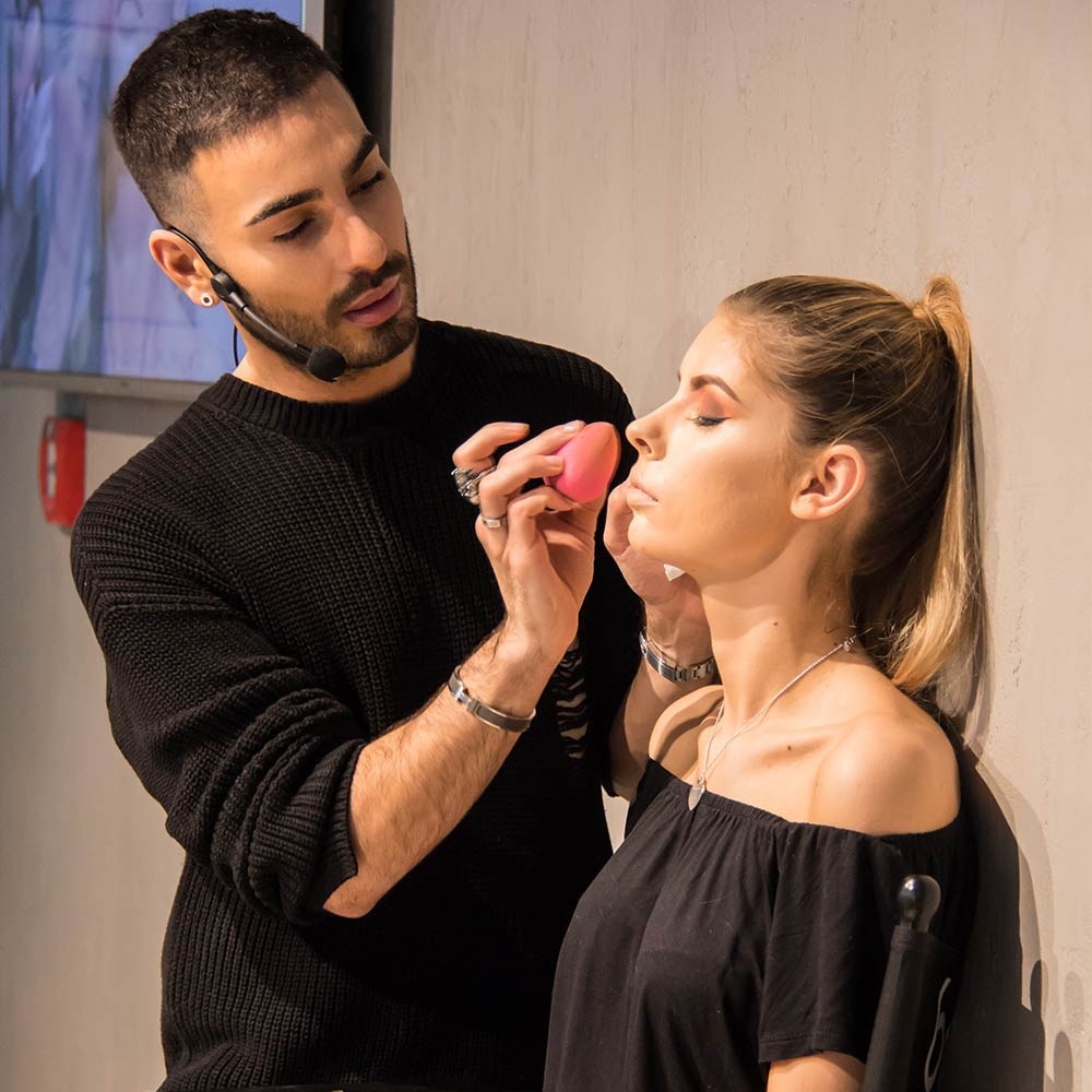 Makeup Artist Hairstylist Ausbildung Blush Hour